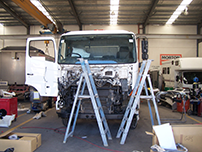 Truck servicing in Hunter Valley